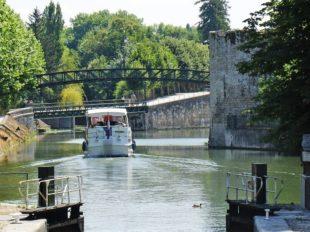 Circuits des ponts à MONTARGIS - 10  © Office de tourisme Agglomération de Montargis