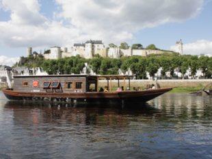 CNVL Compagnie de Navigation Vienne Loire à CHINON - 2  © CNVL