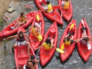 Location de Canoë-kayak – Chinon Loisirs Activités Nature à CHINON - 8  © C.L.A.N.