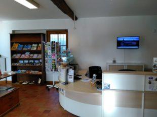Office de Tourisme du Val de Sully – Bureau de Germigny-des-Prés à GERMIGNY-DES-PRES - 3  © OT Val d'Or et Forêt