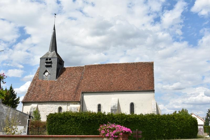 Eglise Saint-Pierre à ADON © Office de Tourisme Terres de Loire et Canaux -IRémy