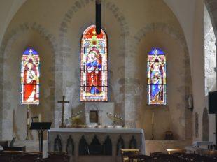 Eglise Saint-Pierre à ADON - 3  © Office de Tourisme Terres de Loire et Canaux -IRémy