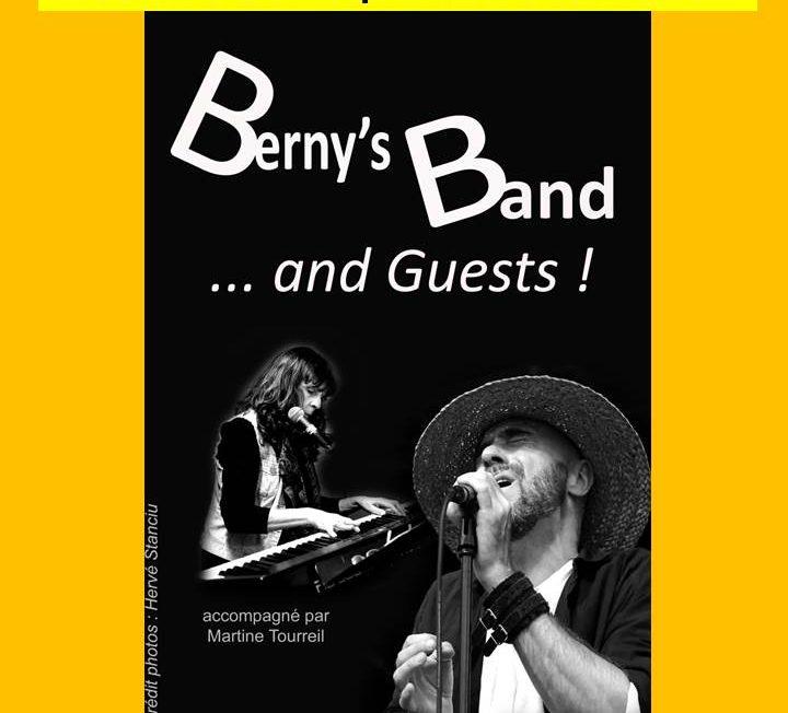Berny's bands and Guest à MONTARGIS © Mille et une Fêtes