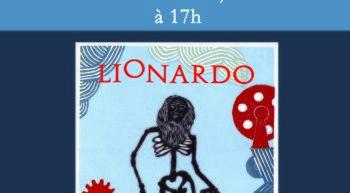Affiche-Lionardo