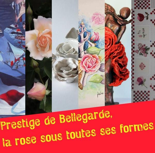 Prestige de Bellegarde : la rose sous toutes ses formes à BELLEGARDE © Mairie de Bellegarde