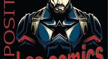 Affiche expo Comics 2021001