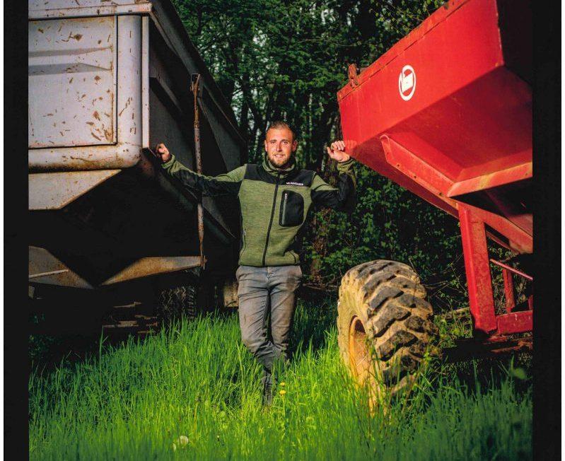 Portraits d'agriculteurs – Portrait d'un territoire à ORGERES-EN-BEAUCE © SCAEL Groupe Coopératif