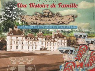 Exposition au Château de Cheverny «les Dragons de Cheverny» à CHEVERNY - 2  © DR