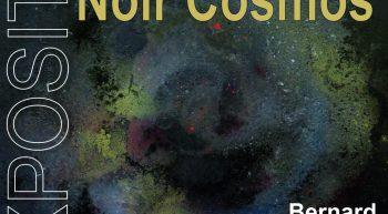 Affiche Noir Cosmos