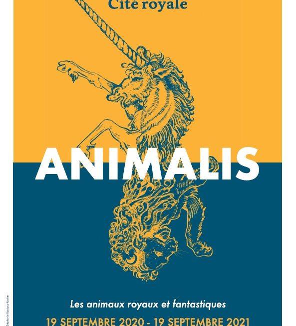 [Exposition] ANIMALIS, les animaux royaux et fantastiques à LOCHES © DesCheval
