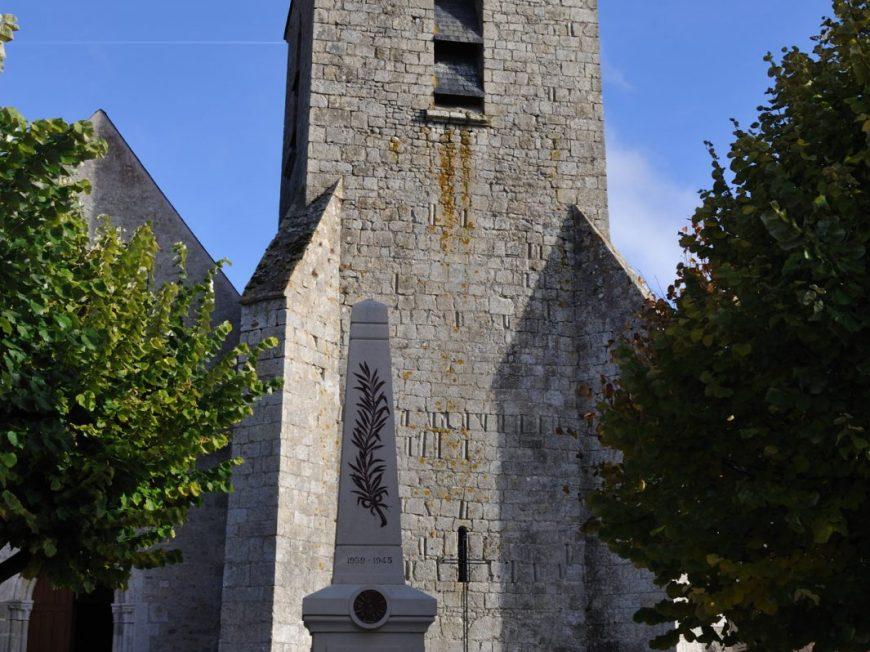 Eglise Saint-Pierre à AUTRUY-SUR-JUINE © F. Riviere/Pasto