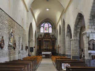 Eglise Saint-Pierre à AUTRUY-SUR-JUINE - 3  © F. Riviere/Pasto