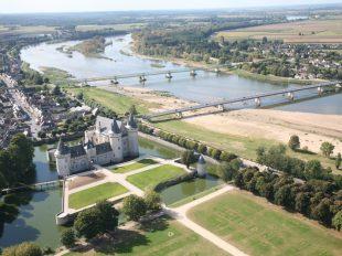 Château de Sully-sur-Loire à SULLY-SUR-LOIRE - 3  © B.VOISIN