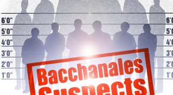 Bacchanales suspects 15.10