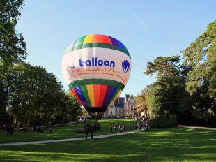 Amboise Montgolfière – BALLOONREVOLUTION – EVENEMENTCIEL à AMBOISE - 2  © Balloon Revolution
