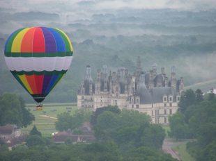 Amboise Montgolfière à AMBOISE - 2  © Balloon Revolution