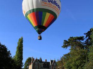 Amboise Montgolfière à AMBOISE - 4  © Balloon Revolution