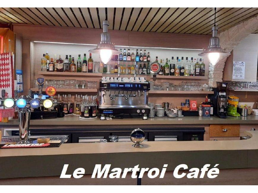 Le martroi café à JANVILLE-EN-BEAUCE © mtcb