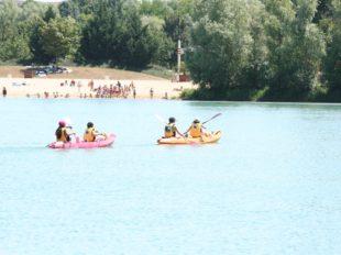 Base de loisirs au lac de Chalette-sur-loing à CHALETTE-SUR-LOING - 2  ©  OT AME