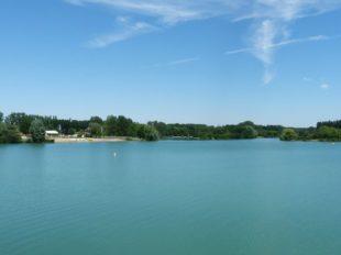 Base de loisirs au lac de Chalette-sur-loing à CHALETTE-SUR-LOING - 5  ©  F. Maret