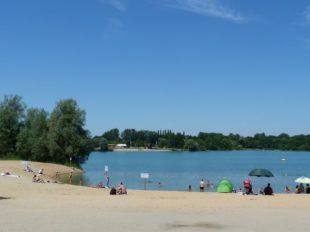 Base de loisirs au lac de Chalette-sur-loing à CHALETTE-SUR-LOING - 4  ©  F. Maret