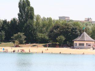 Base de loisirs au lac de Chalette-sur-loing à CHALETTE-SUR-LOING - 3  ©  OT AME