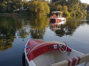 La Bélandre – Location de bateau électrique à CHISSEAUX - 2  © Droits réservés