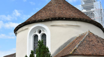Batilly en Puisaye –  église ST Louis- 1 août 2018 – OT Terres de Loire et Canaux -IRémy (12)