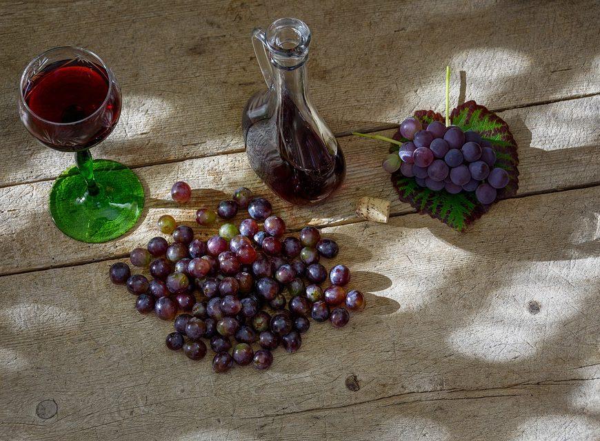 Soirée Beaujolais à MOULON © Pixabay