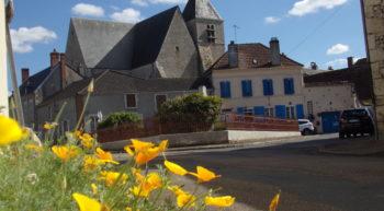 Beaulieu sur Loire – vue Place d'Armes 12 août 2016 (56)