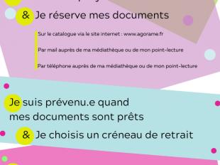Animations à la Médiathèque de Montargis à MONTARGIS - 2  © Agorame