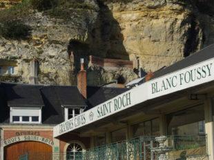 Blanc Foussy – Grandes Caves Saint Roch à ROCHECORBON - 2  ©  Blanc Foussy