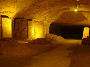 Blanc Foussy – Grandes Caves Saint Roch à ROCHECORBON - 3  ©  Blanc Foussy