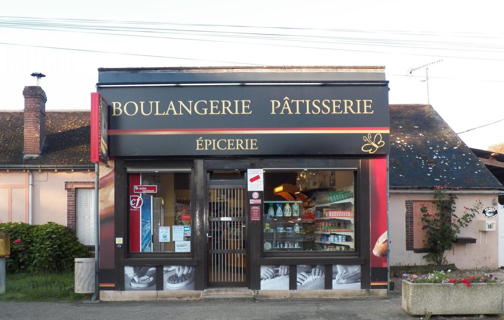 Boulangerie pâtisserie Papillon à CHASSANT © Boulangeriechassant