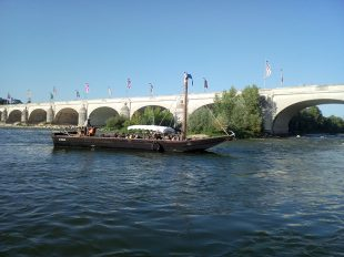 Balade en bateau sur la Loire – Boutavant à TOURS - 5  © Boutavant