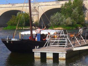 Balade en bateau sur la Loire – Boutavant à TOURS - 6  © Boutavant