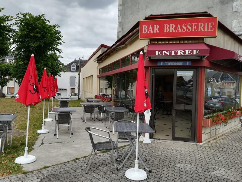 Brasserie de la Gare à BEAUGENCY ©  Office de Tourisme des Terres du Val de Loire