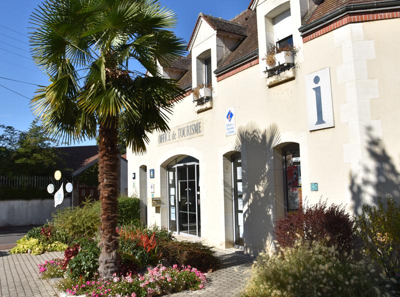 Office de tourisme Terres de Loire et Canaux – Bureau d'accueil de Briare à BRIARE © OT Terres de Loire et Canaux - IRémy