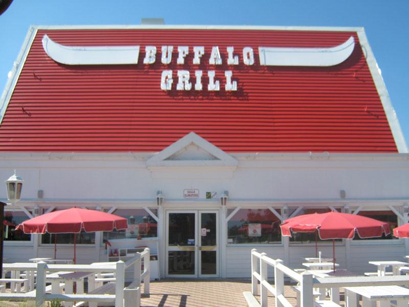 Buffalo Grill à NOGENT-LE-ROTROU - 2  © OT Nogent-le-Rotrou