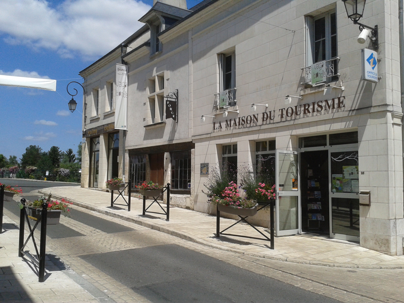 Bureau d'Information Touristique – Selles-sur-Cher à SELLES-SUR-CHER © Office-de-Tourisme-val-de-Cher-Controis