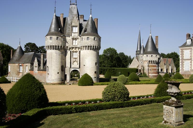 Château de Frazé à FRAZE - 3  © Patrick FORGET - www.sagaphoto.com