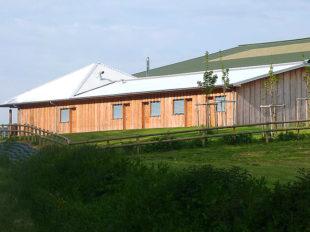 Centre d'hébergement des écuries du Val de l'Eure à NOGENT-SUR-EURE - 2  © CDT 28