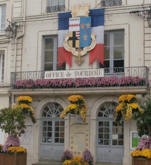 Office de Tourisme de la Vallée de la Creuse – Bureau d'Argenton sur Creuse à ARGENTON-SUR-CREUSE ©  ADTi