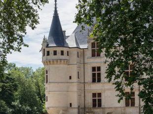 Château d'Azay-le-Rideau à AZAY-LE-RIDEAU - 2  © Droits Réservés