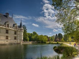 Château d'Azay-le-Rideau à AZAY-LE-RIDEAU - 4  © Léonard de Serres / CMN