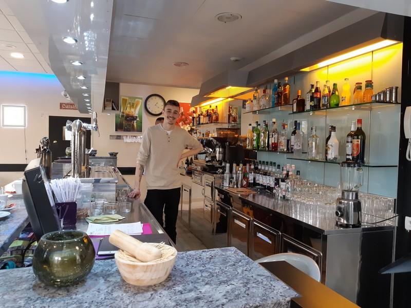 Brasserie de l'Europe à CHATEAUNEUF-SUR-LOIRE © OTI VdL&FdO