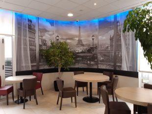 Brasserie de l'Europe à CHATEAUNEUF-SUR-LOIRE - 5  © OTI VdL&FdO