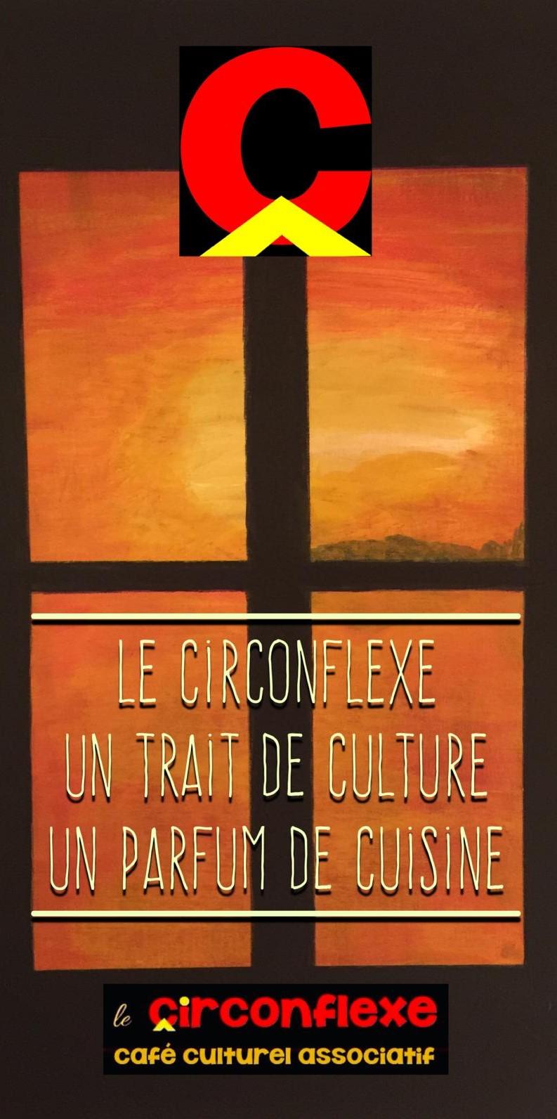 Soirée poésie «Le Cercle des Poètes disPerchés» à NOGENT-LE-ROTROU © Le Circonflexe