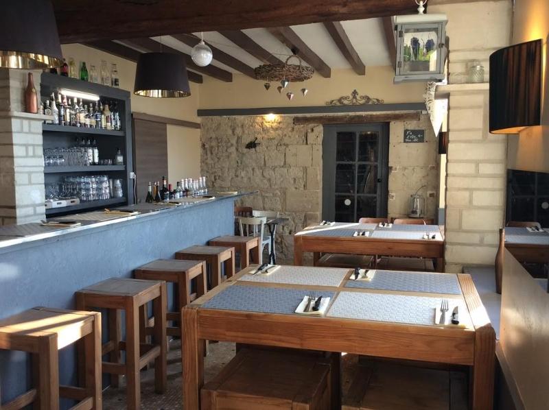 Café de la Promenade à BOURGUEIL © Cafedelapromenade