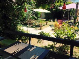 Café de la Promenade à BOURGUEIL - 5  © Cafedelapromenade